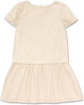 Marie Chantal Peplum Dress