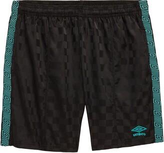 Umbro Checkerboard Diamond Shorts