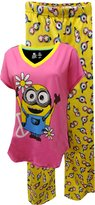Briefly Stated Despicable Me Bob The Minion Plus Size Pajama for women
