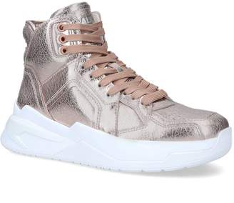 Balmain B Ball High-Top Sneakers