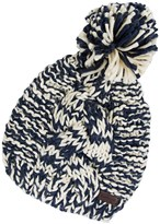 Barbour Clyde Bobble-Knit Beanie (For Women)