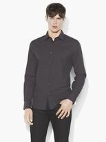 John Varvatos Slim Fit Button-Up Shirt
