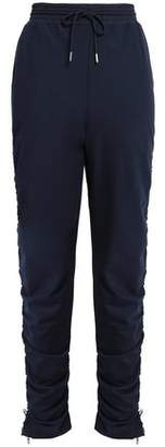 Ninety Percent Ruched Cotton Track Pants