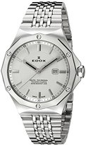 Edox Women's 54004 3M AIN Delfin Analog Display Swiss Quartz Watch
