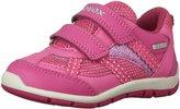 Geox Girl's B SHAAX Velcro Strap Shoe