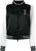 Iceberg varsity jacket - women - Polyamide - 42
