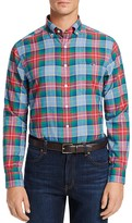Vineyard Vines Greenhedge Plaid Tucker Slim Fit Button Down Shirt