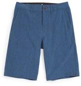 Quiksilver Boy's 'Double Dip Amphibian' Hybrid Shorts