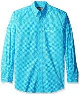 Ariat Men's Men's Classic Fit Printed Shirt