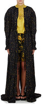Dries Van Noten Women's Rosen Confetti-Print Silk Maxi Robe