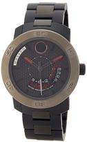 Movado Men's Swiss Quartz Bold Bracelet Watch