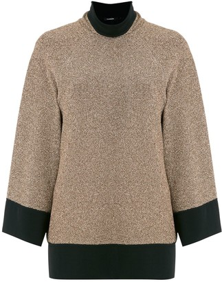 À La Garçonne Bernarda raglan sweatshirt