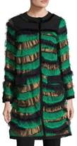 Etro Multi-Color Fringe Jacket