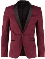 Kiomi Suit Jacket Bordeaux