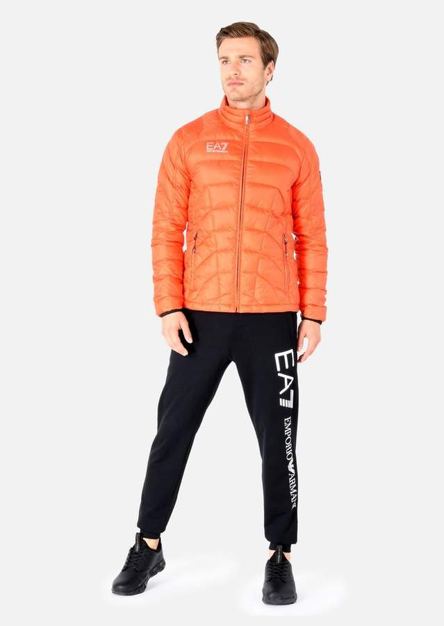 Emporio Armani Ea7 Technical Ski Down Jacket