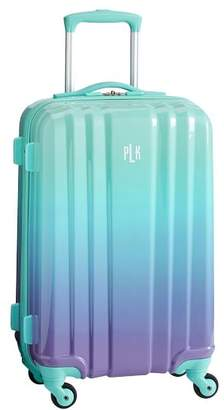 Pottery Barn Teen Channeled Hard-Sided Ombre Carry-on Spinner, 22&quot