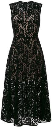 Christopher Kane patchwork lace dress