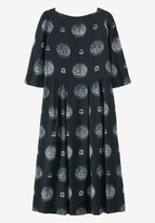 Toast Franca Print Shift Dress