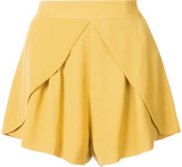 C/Meo pleated shorts