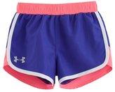 Under Armour Girls' Toddler UA Fast Lane Shorts