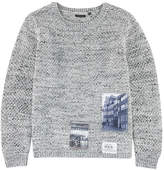 Ikks Wool and cotton sweater