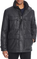 SAM. Cargo Waxed Cotton Field Jacket