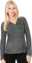A Pea in the Pod Zip Front Maternity Jacket