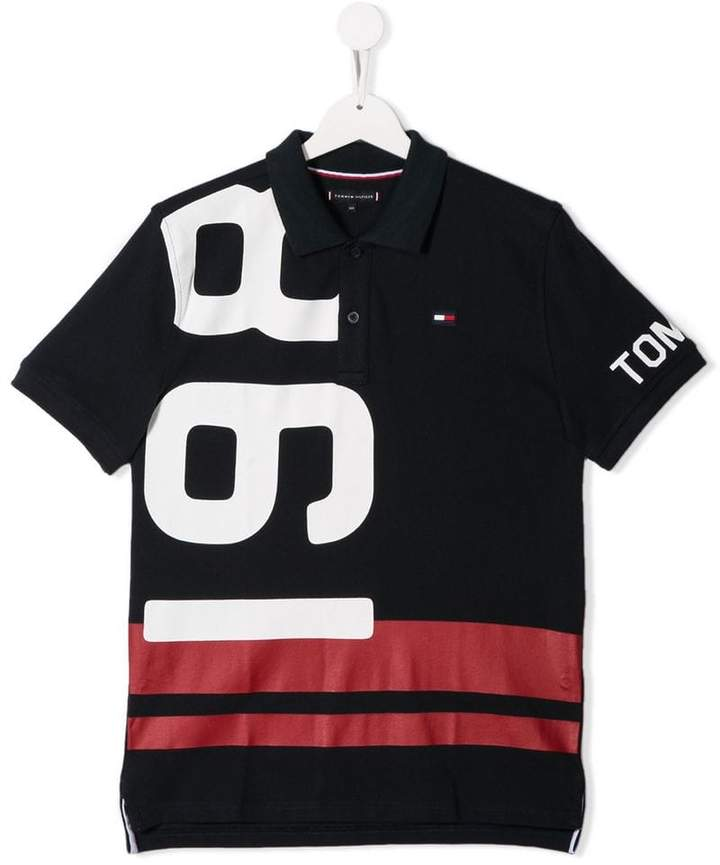 dc678969c Red And Black Striped Shirt Boy 4-14 - ShopStyle