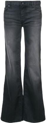 Nili Lotan Wide Leg Jeans