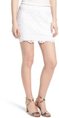 Bailey 44 Sesame Mini Skirt
