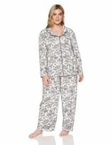 Thumbnail for your product : Karen Neuburger Women's Long-Sleeve Girlfriend Pajama Set PJ
