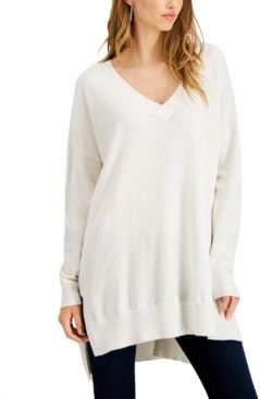 Willow Drive High-Low Sweater Tunic