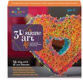 Craft-Tastic 3D String Art Kit
