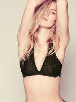 Lace Plunge Underwire by Intimately at Free People