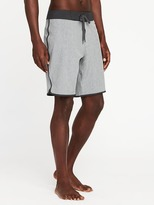 """Old Navy Built-In Flex Heathered Board Shorts (10"""")"""