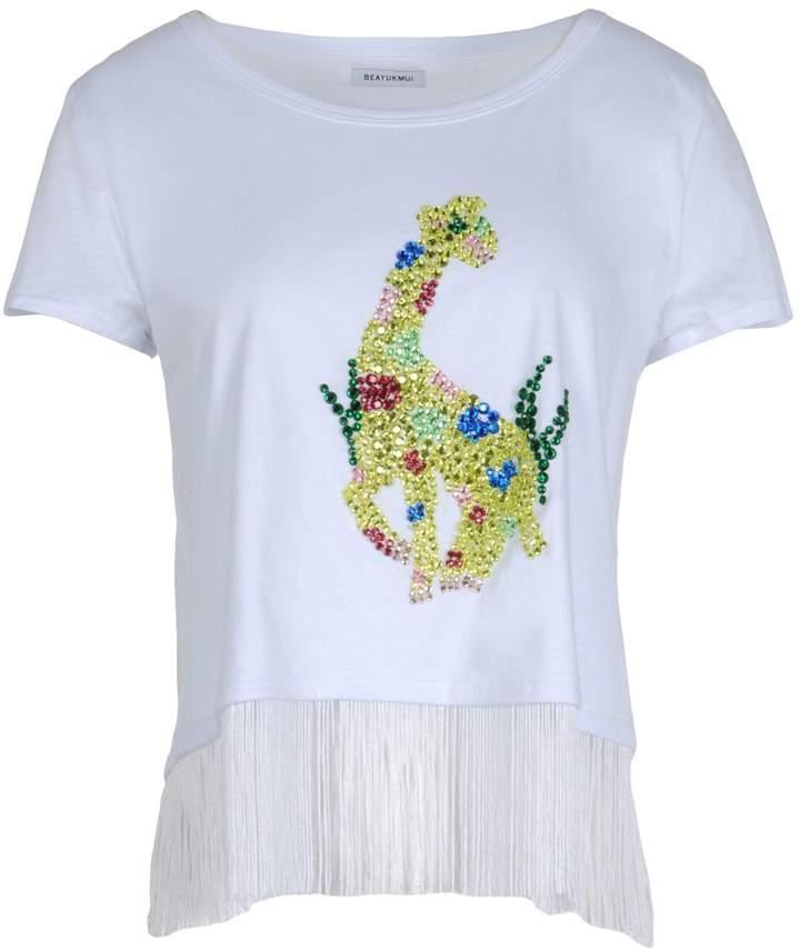 Bea Yuk Mui BEAYUKMUI Short sleeve t-shirts