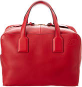 Loewe Goya Large Leather Duffel Bag