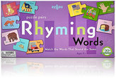 "Eeboo RHYMING WORDS"" PUZZLE PAIRS"