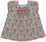 Liberty Printed Cotton Poplin Dress