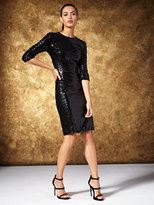 New York & Co. Eva Mendes Collection - Marielle Sequin Dress