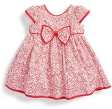 Biscotti Infant Girl's Rose Reflection Dress