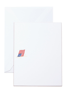 The Printery American Flag Boxed Note Cards