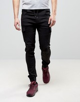 Loyalty & Faith Loyalty And Faith Oscar Cuffed Cargo Pant Trousers