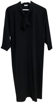 Filippa K Black Silk Dresses