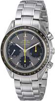 Omega Men's 32630405006001 Speed Master Analog Display Stationary Self Wind Silver Watch