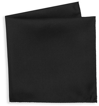 Saks Fifth Avenue Silk Pocket Square