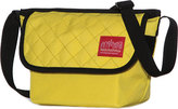 Manhattan Portage Quilted Mini NY Messenger Bag