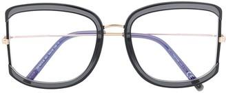 Tom Ford Oversize-Frame Glasses