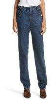 Rachel Comey Women's Long Trigger Straight Leg Jeans