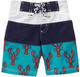 Gymboree Lobster Board Shorts